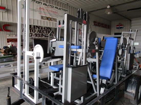 Physical Therapy / Rehabilitation Equipment