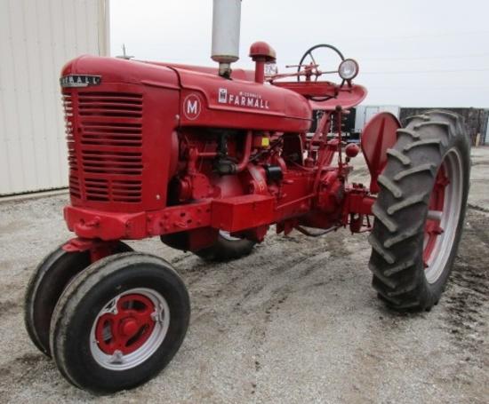 Farmall M Tractor