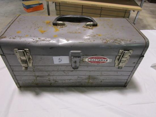 Craftsman Tool box and Tools