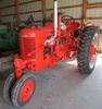 Case SC Tractor with Eagle Hitch Electric Start