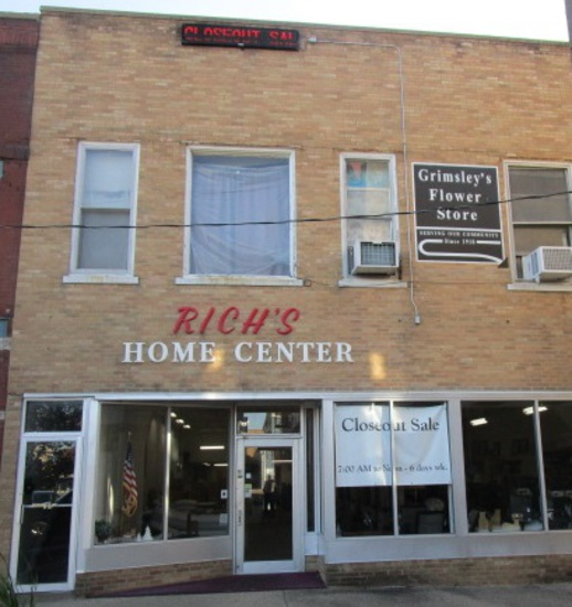 Rich's Home Center Business Liquidation Auction