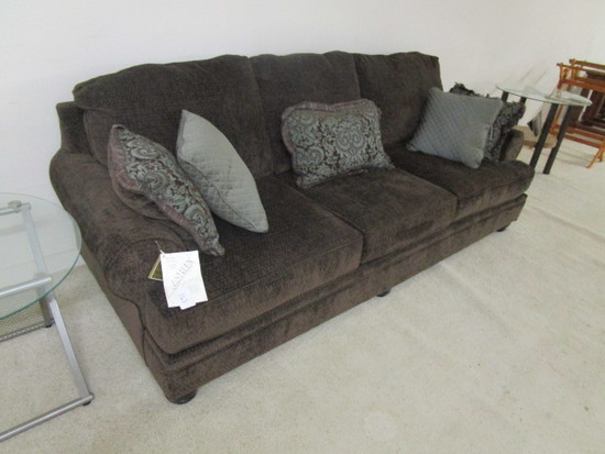 Ashley Sofa Standard Size