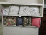 Mattress Pads, Pillows