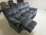 Sofa With Recliners on Each End
