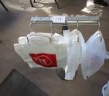 Radio Shack Bag Rack