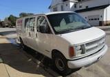 2000 Chevrolet 2500 Cargo Van