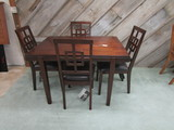 Ashley Table and 4 Chairs