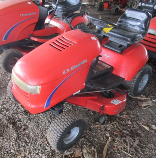 Leroy Farm and Lawn Equipment Auction