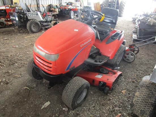 Simplicity Legacy 24.5 HP Diesel, Power Steering, Lawn Tractor