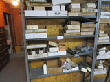 Metal Shelving and Blades