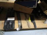 Blades, Parts