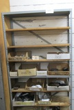 Shelf and contents