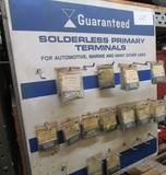 Solderless Terminals and Display