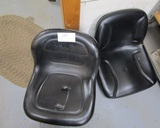 2 Lawn and Garden Tractor Seats