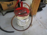 5 gallon can and pump