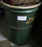 30 gallon can with lid