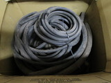 Assorted sizes and lengths of hose
