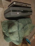 Sleeping Bags, Briefcases