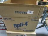 4 - 4 Liter Jugs Opti 4, 4 Cycle Engine Lube