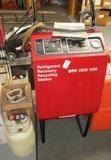 OTC OEM Refrigerant Recovery Recycling Station