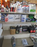 Engine Oil, Gear Oil, Misc. Lubricants