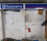 Husqvarna Store Displays (2)