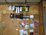 Pegboard and Inventory