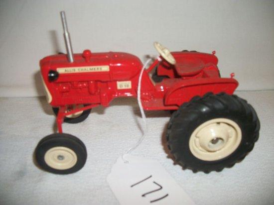 Allis Chalmers D10 Hi-Crop Toy    Auctions Online | Proxibid