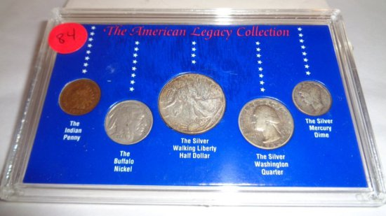American Legecy Collection, 19    Auctions Online | Proxibid