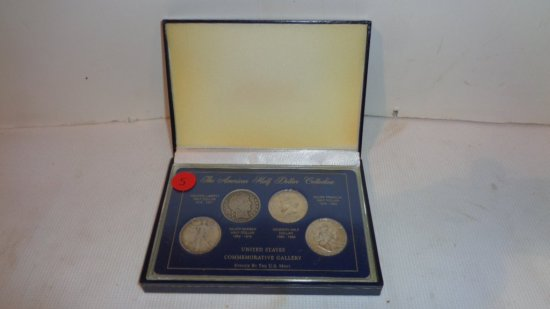 The American Half Dollar Collection