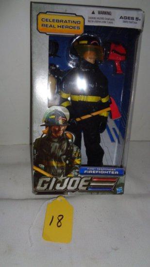 Gi Joe  Firefighter