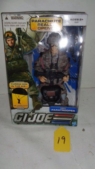 Gi Joe  Paratrooper
