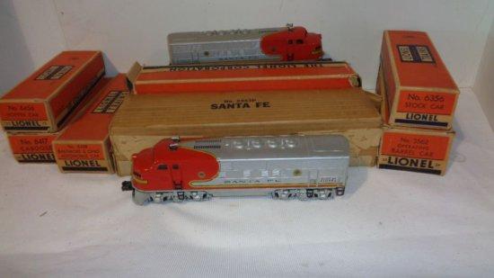 """Lionel """"O """" scale train cars"""