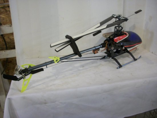 HK 600 GT R/C HELICOPTER