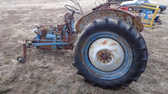 8N Ford PARTS tractor
