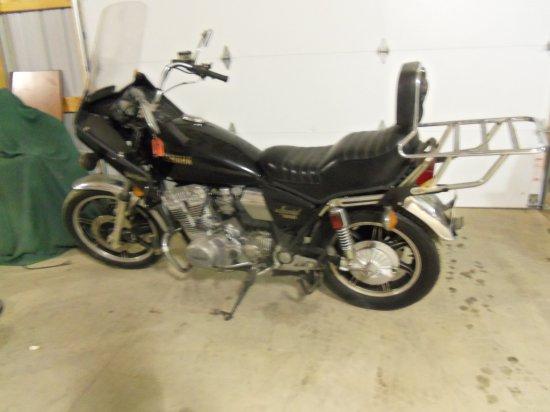 1984 YAMAHA 850 MOTORCYCLE