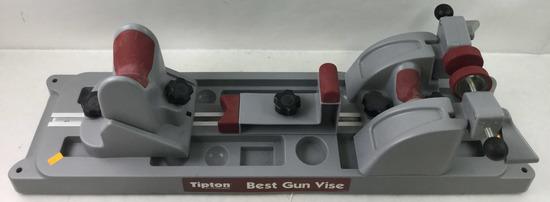 Tipton Gun Cleaning Supplies Adjustable Gun Vise