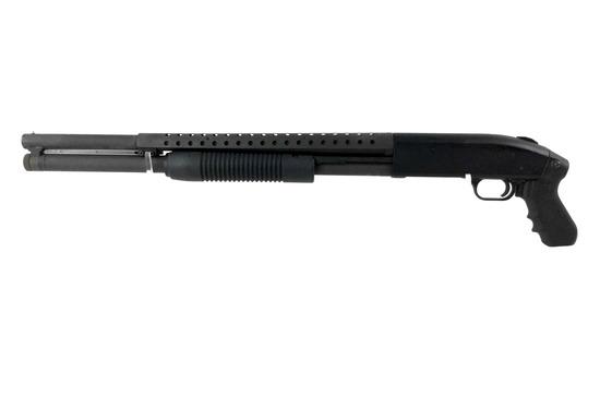 Mossberg 500a Pistol Grip Shotgun 12 Gauge