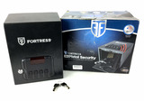 Fortress Dual Pistol Security Safe