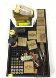 .40 S&w Ammo, Pasters, Gun Cleaning Supplies