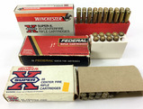 20 Rds. 30-06 Sprg, 18 Rds. 30-30 Win