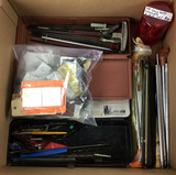 Assorted Firearm Cleaning Tools