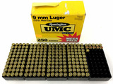 211 Rds. Remington Umc 9mm Luger Ammunition