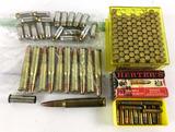 Assorted Ammunition W/ .380, 30-30 Win, .22lr