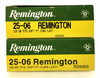 40 Rds. Remington 25-06 Rem 120 Gr. Ammo