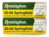 40 Rds. Remington 30-06 Sprg 165 Gr. Ammo