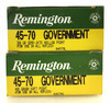 40 Rds. Remington 45-70 Gov Ammo