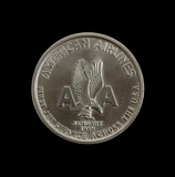 January 1959 American Airlines Medallion Token