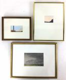 (3) Duncan Mccandless Watercolor Miniatures