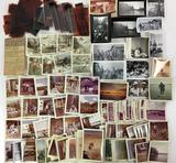 Large Collection Vintage Photos & Negatives